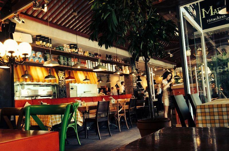 Ресторан Марчеллис - фотография 2