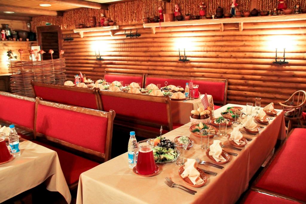 Ресторан Подкова - фотография 7