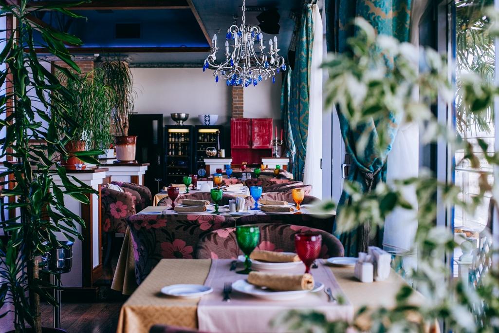 Ресторан Барин - фотография 1