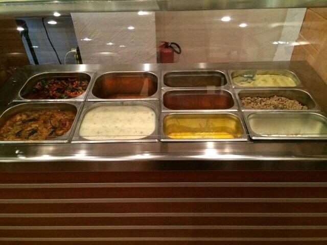 Ресторан Sofra - фотография 3