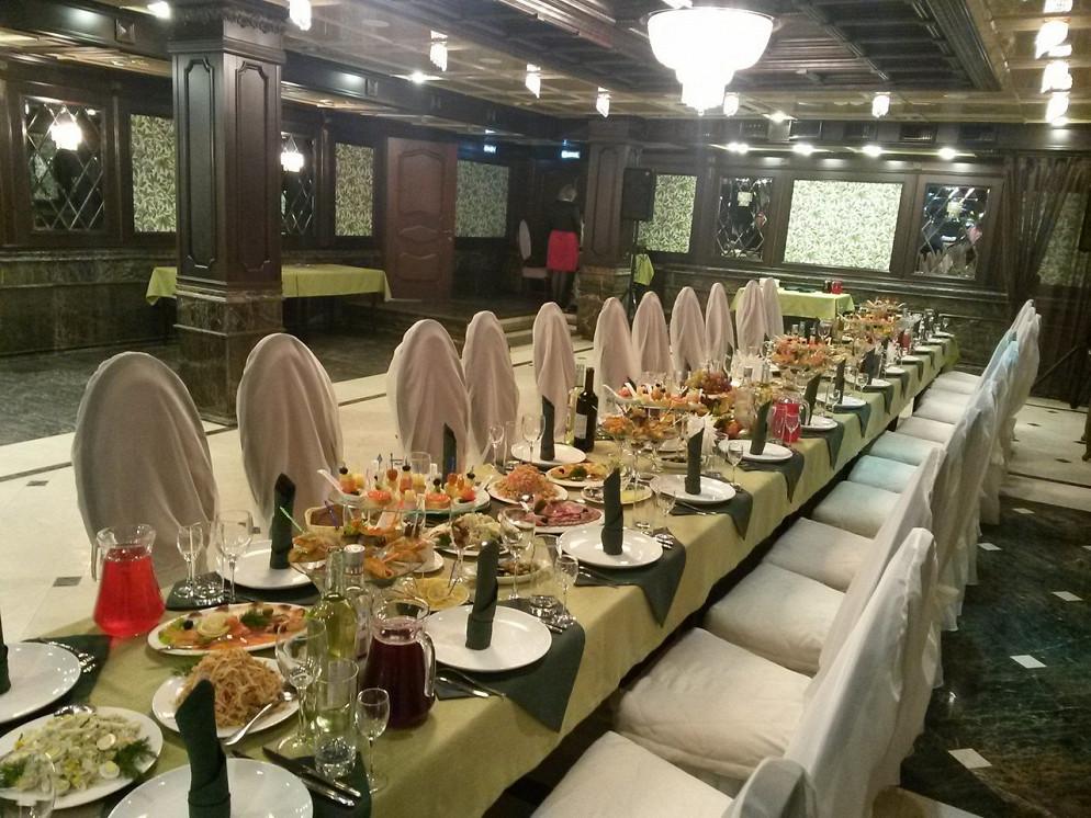 Ресторан Banquet Hall 54 - фотография 6