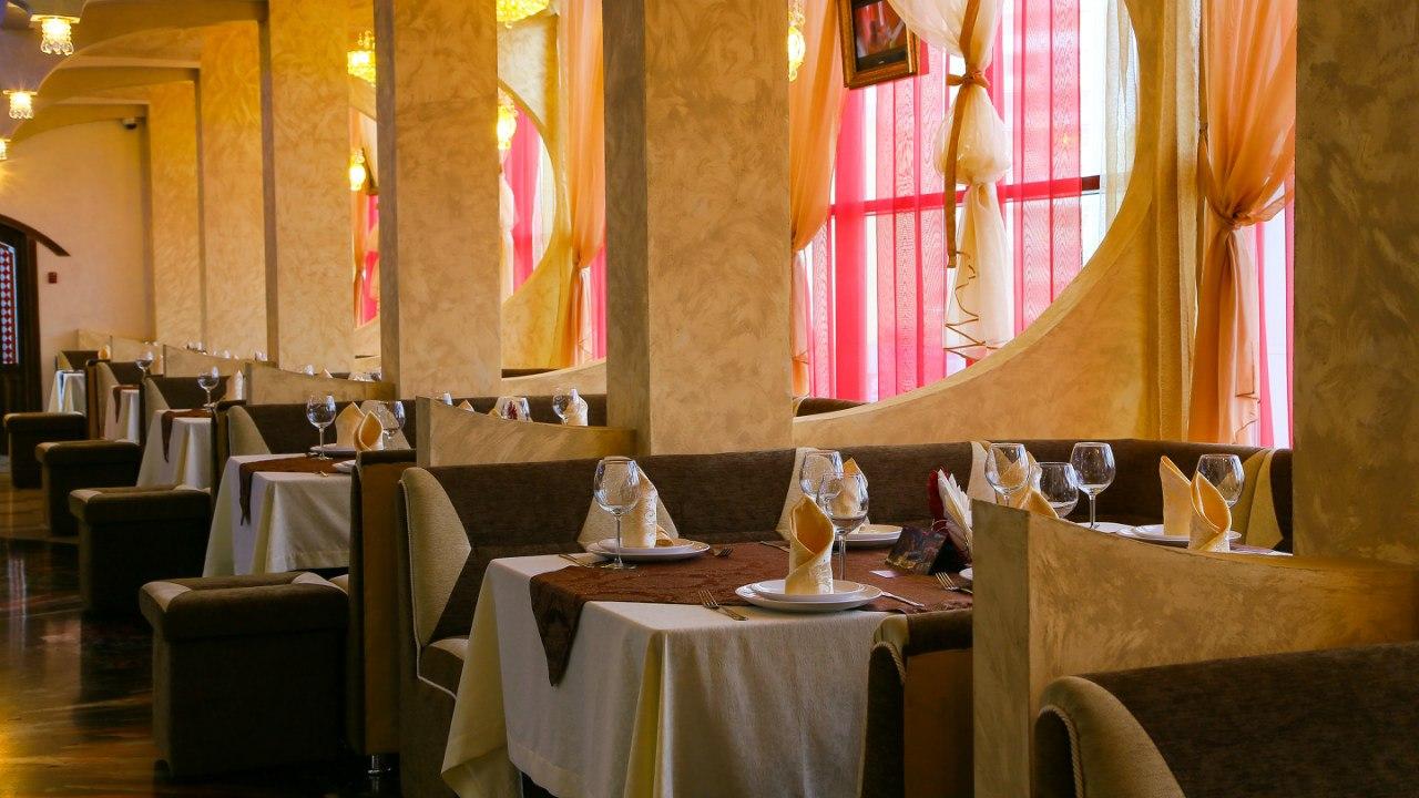 Ресторан Меридиан - фотография 7