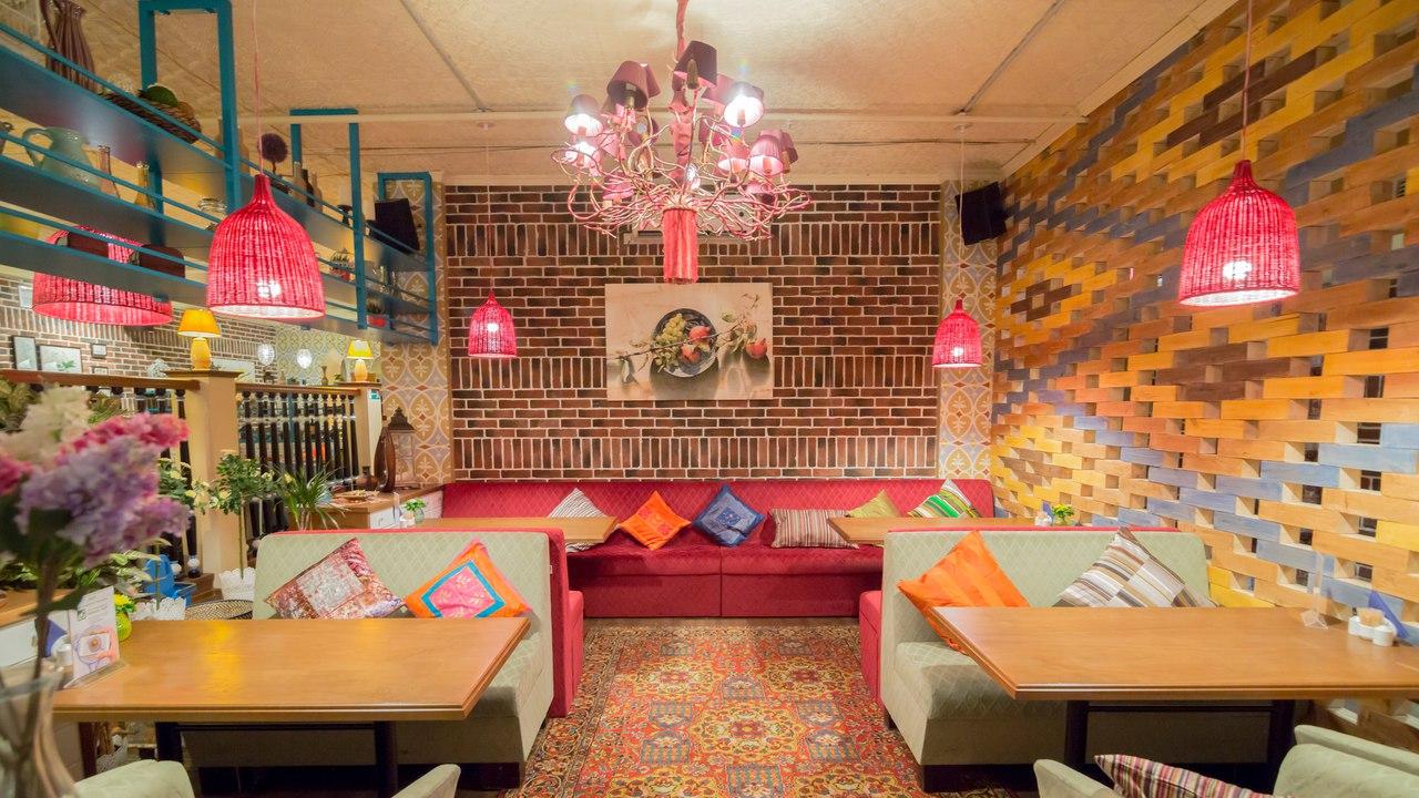 Ресторан Кинза-за - фотография 5
