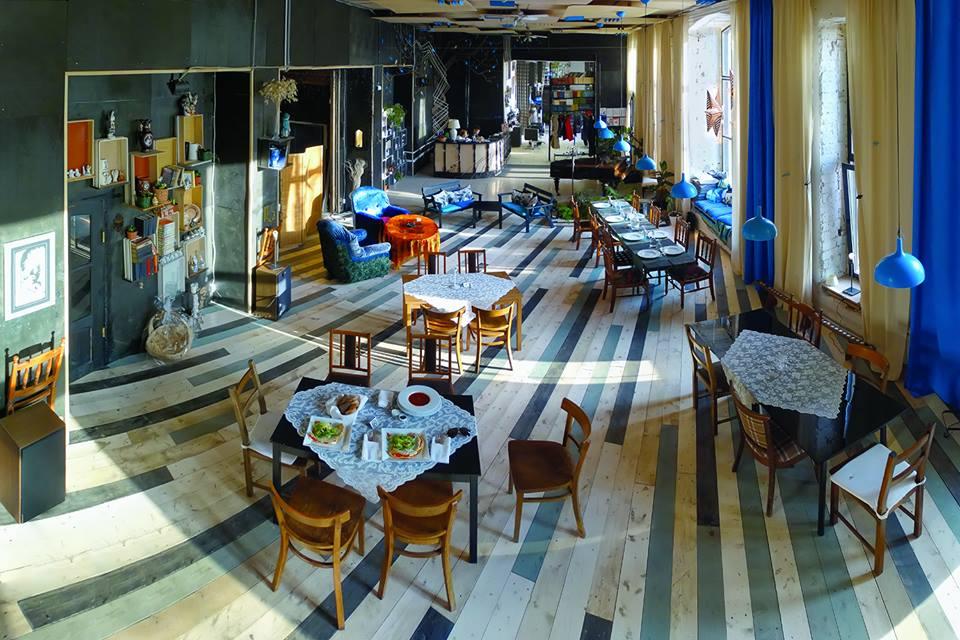 Ресторан Dudo - фотография 1