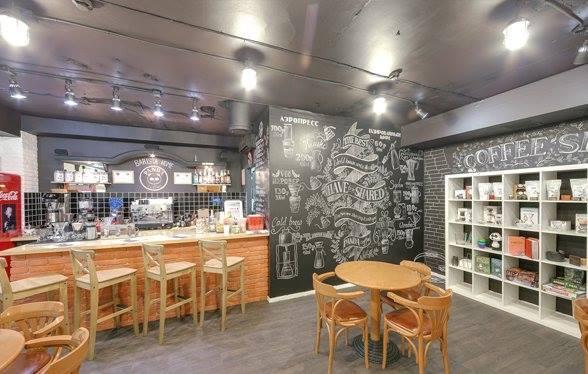 Ресторан Panda Coffee - фотография 1