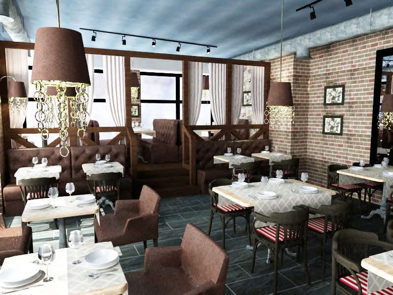 Ресторан Ингрид - фотография 1