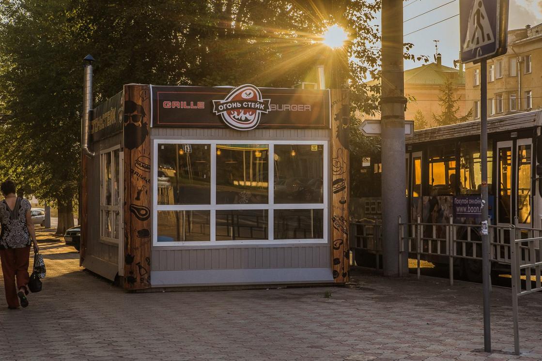 Ресторан Огонь-стейк - фотография 1