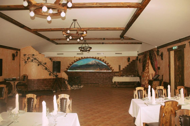 Ресторан Пандок - фотография 10