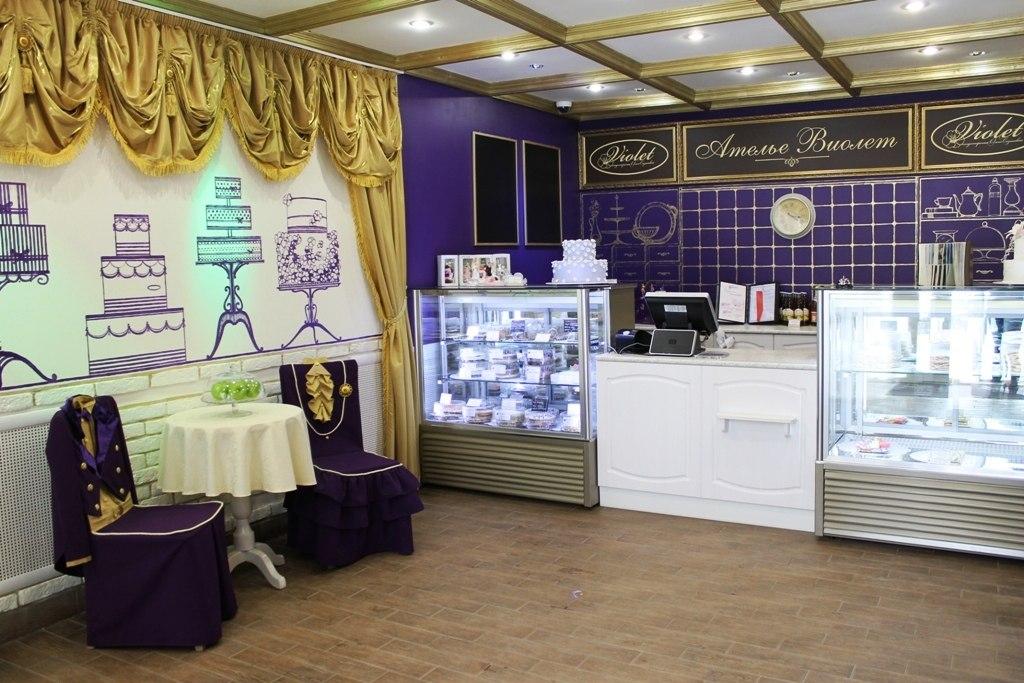 Ресторан Виолет - фотография 3