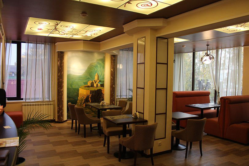 Ресторан Тавуш - фотография 7