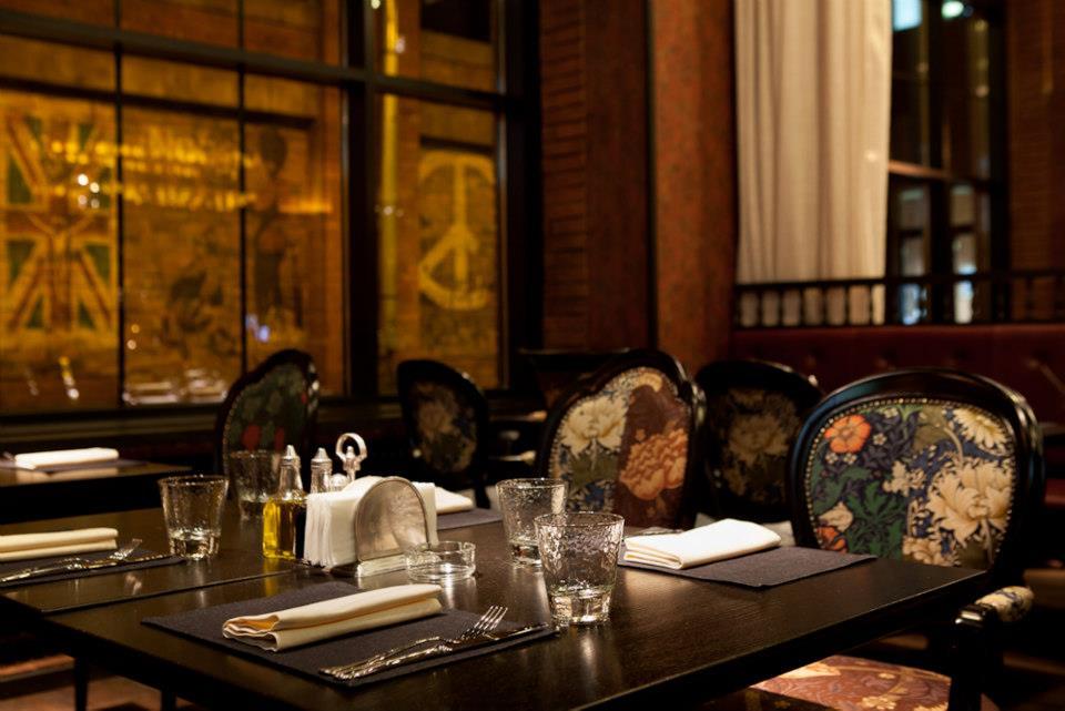 Ресторан Mary Jane - фотография 10