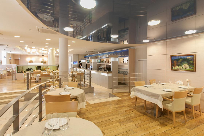 Ресторан Atrium - фотография 1