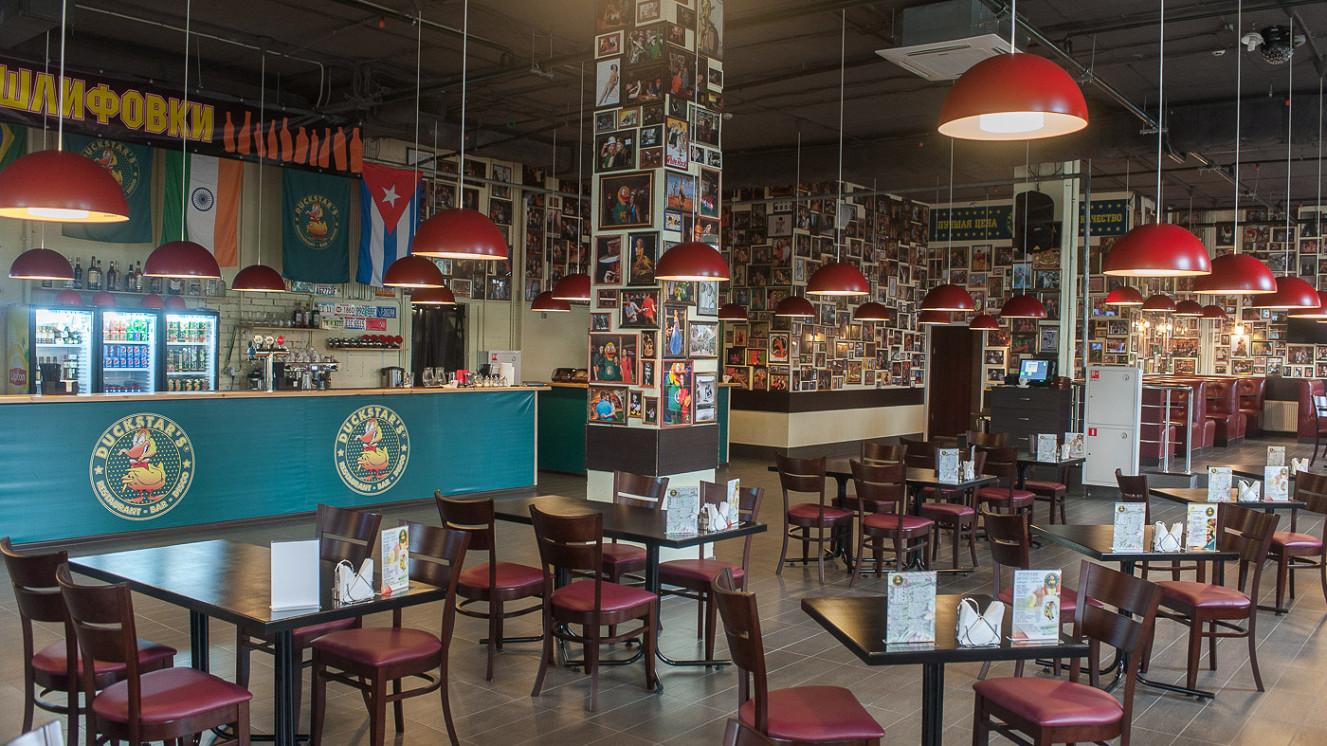 Ресторан Duckstar's - фотография 2