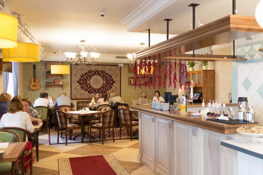Ресторан Вареничная №1 - фотография 2