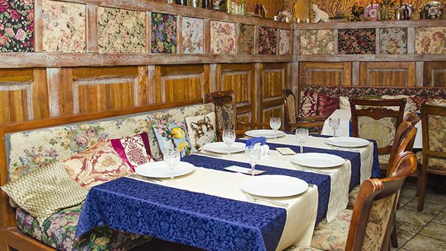 Ресторан Усадьба - фотография 7