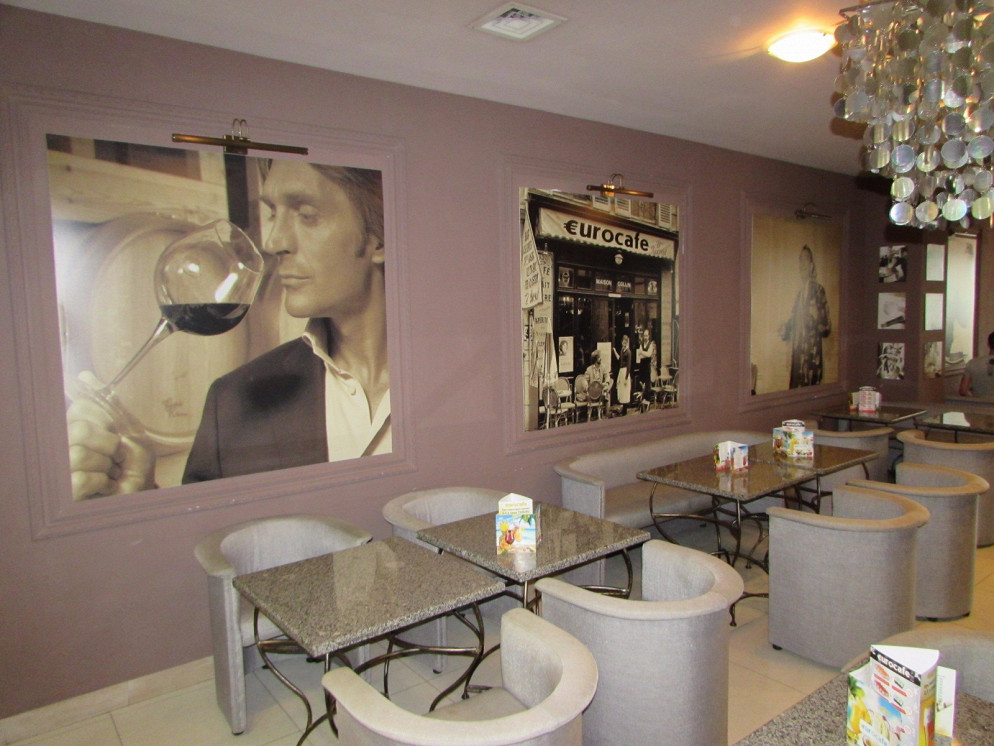 Ресторан Eurocafé - фотография 13