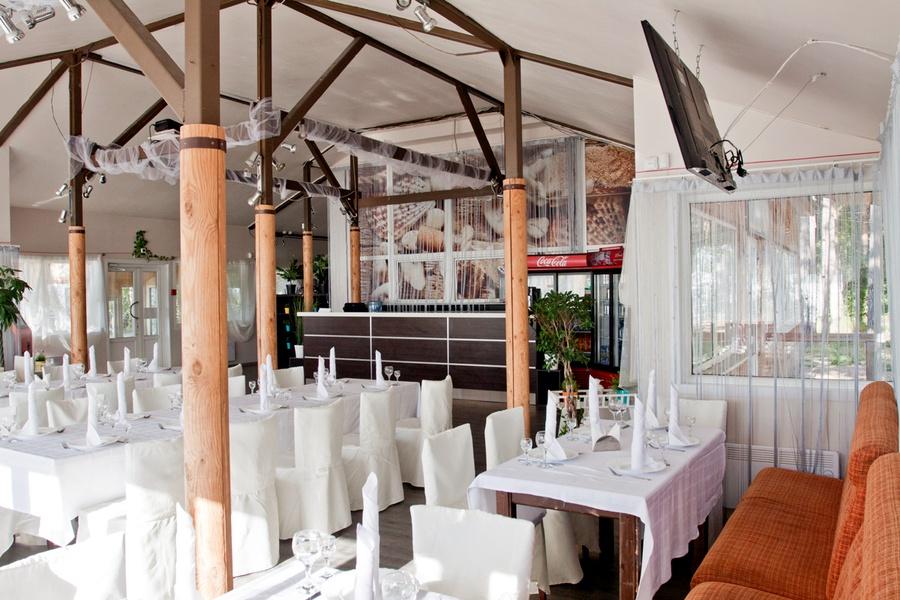 Ресторан Морской утес - фотография 3