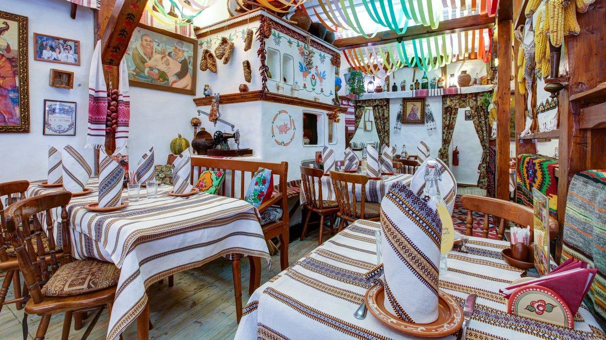 Ресторан Тарас Бульба - фотография 9 - 2 этаж