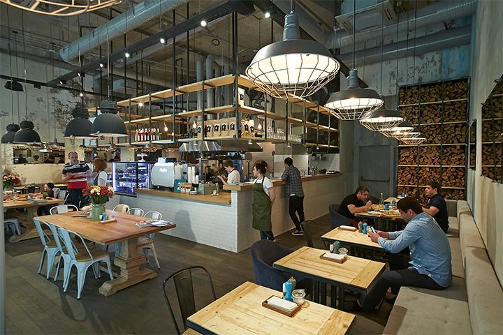 Ресторан Studio - фотография 2