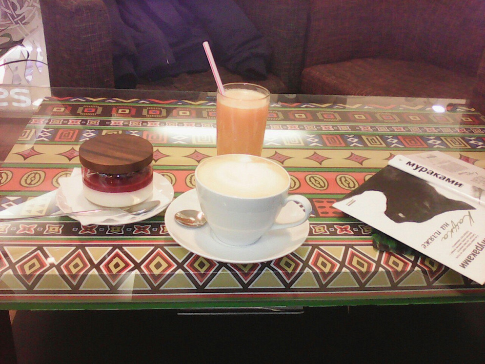 Ресторан Coffee Annan - фотография 5