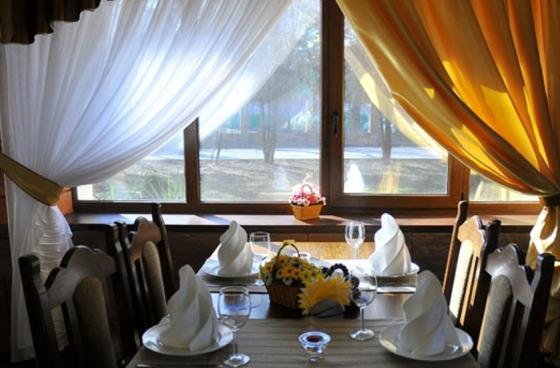 Ресторан Голубая волна - фотография 4