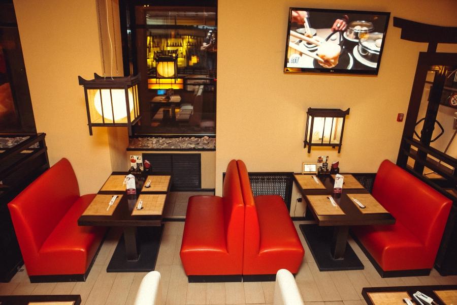 Ресторан Оки-токи - фотография 8