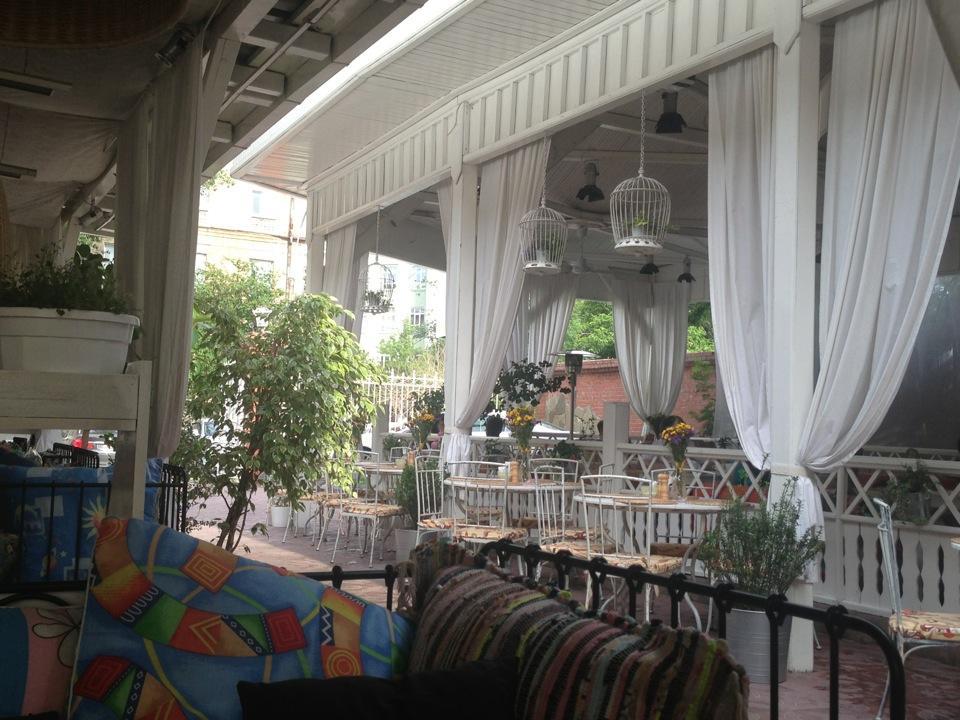 Ресторан Веранда Дениса Иванова - фотография 4