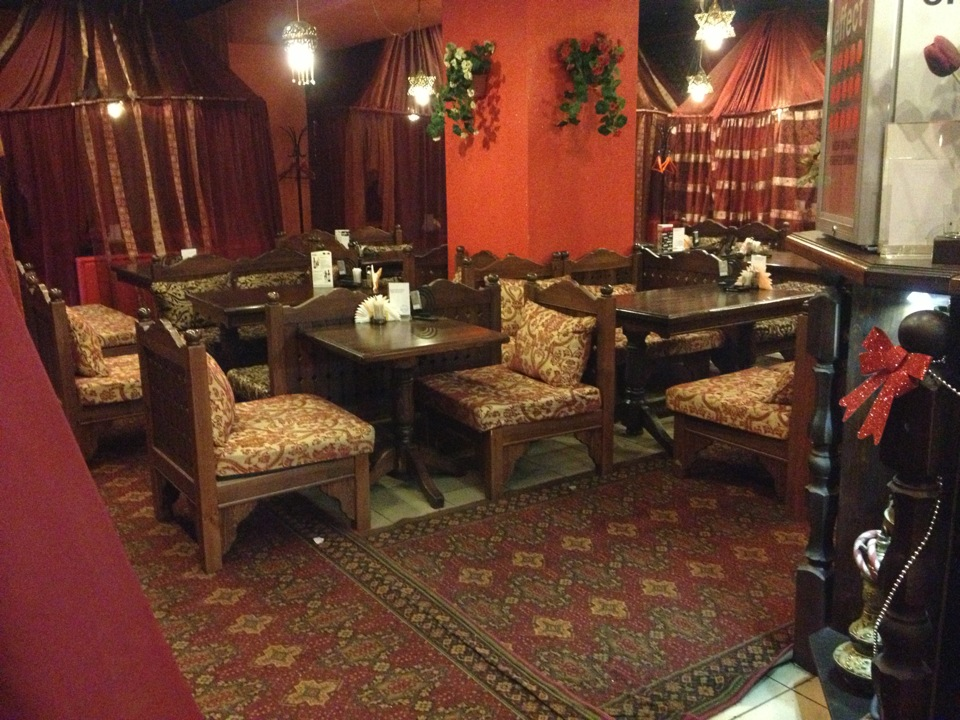 Ресторан Марракеш - фотография 1