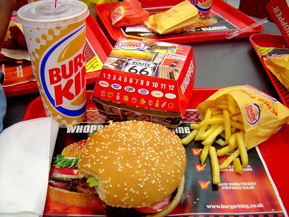 Ресторан Burger King - фотография 4