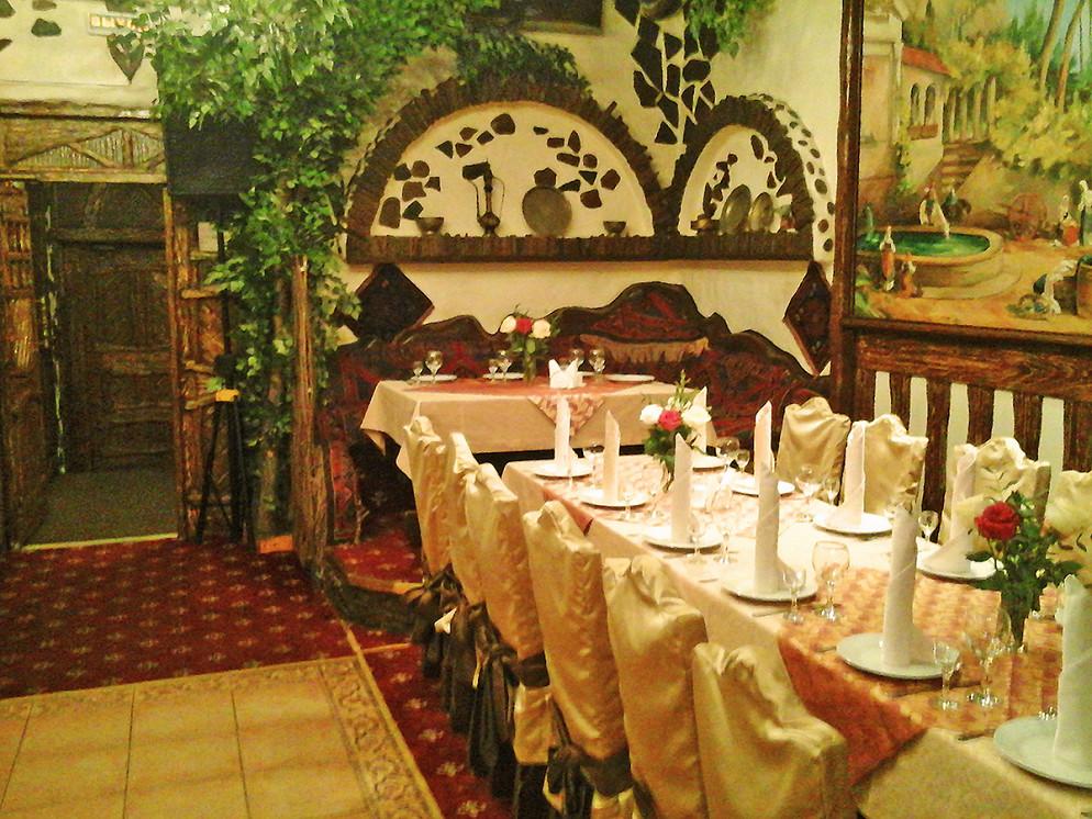 Ресторан Оазис - фотография 4