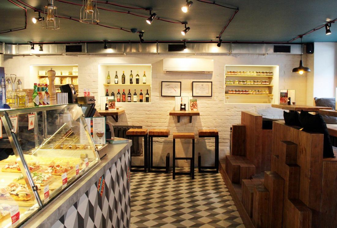 Ресторан Kvadrat - фотография 9