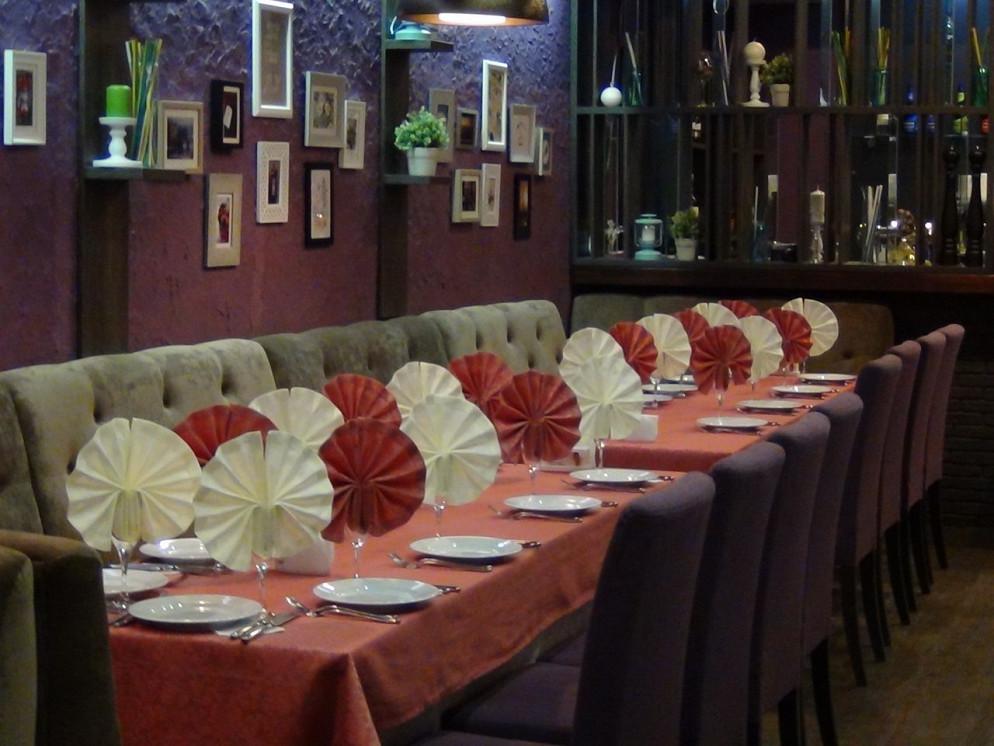 Ресторан Тимьян - фотография 7