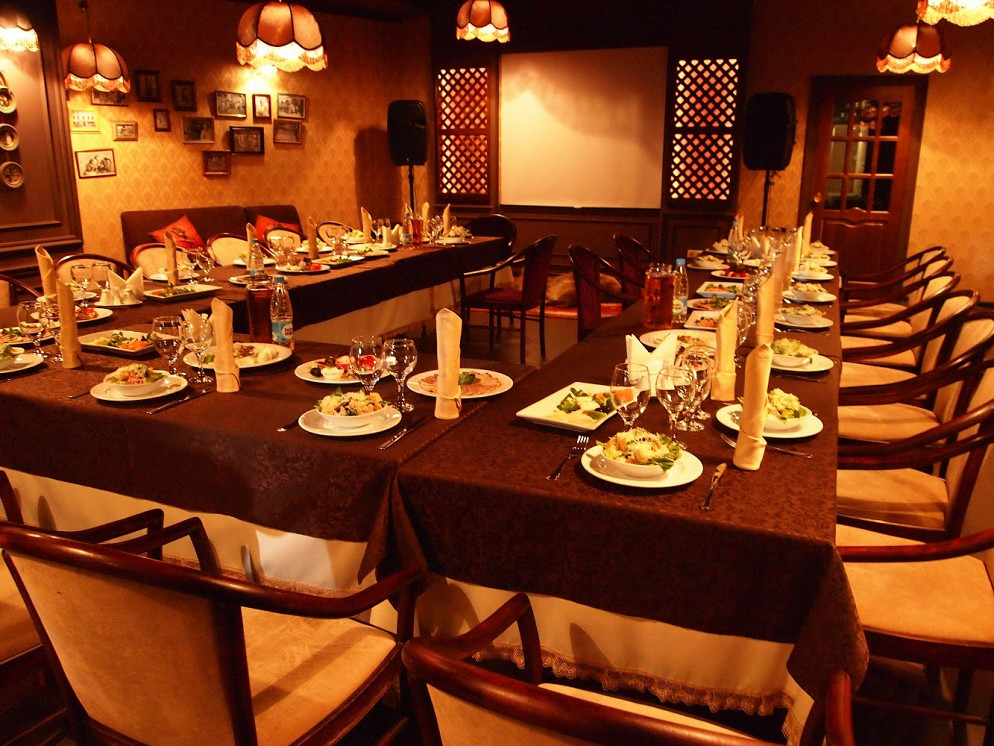 Ресторан Водолей - фотография 2