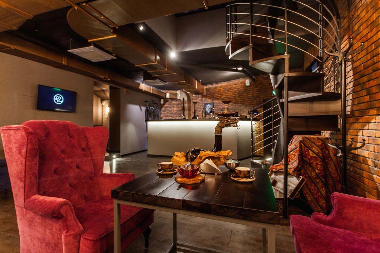 Ресторан Проект 6/2 - фотография 2 - Главный зал