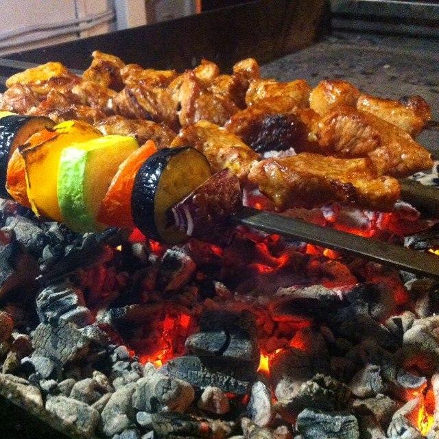 Ресторан Damask - фотография 12