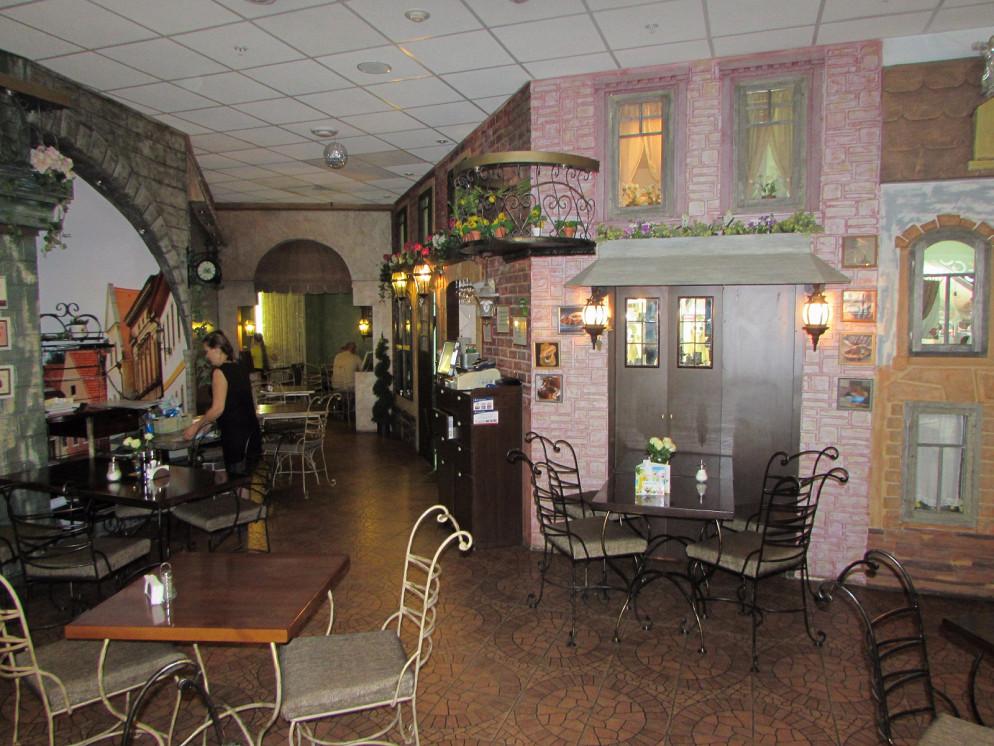 Ресторан Eurocafé - фотография 3