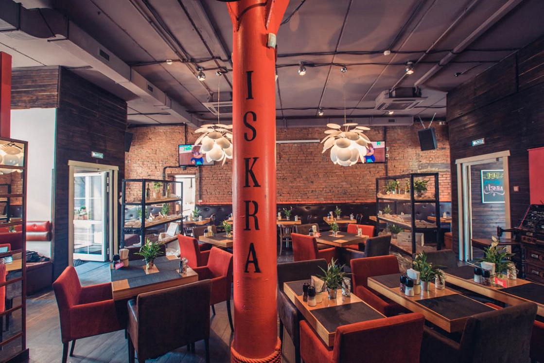 Ресторан Искра - фотография 10