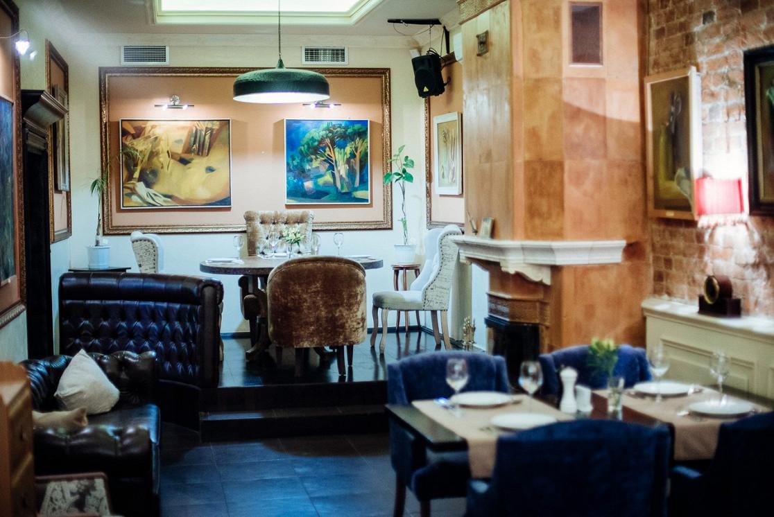 Ресторан Черничные ночи - фотография 5