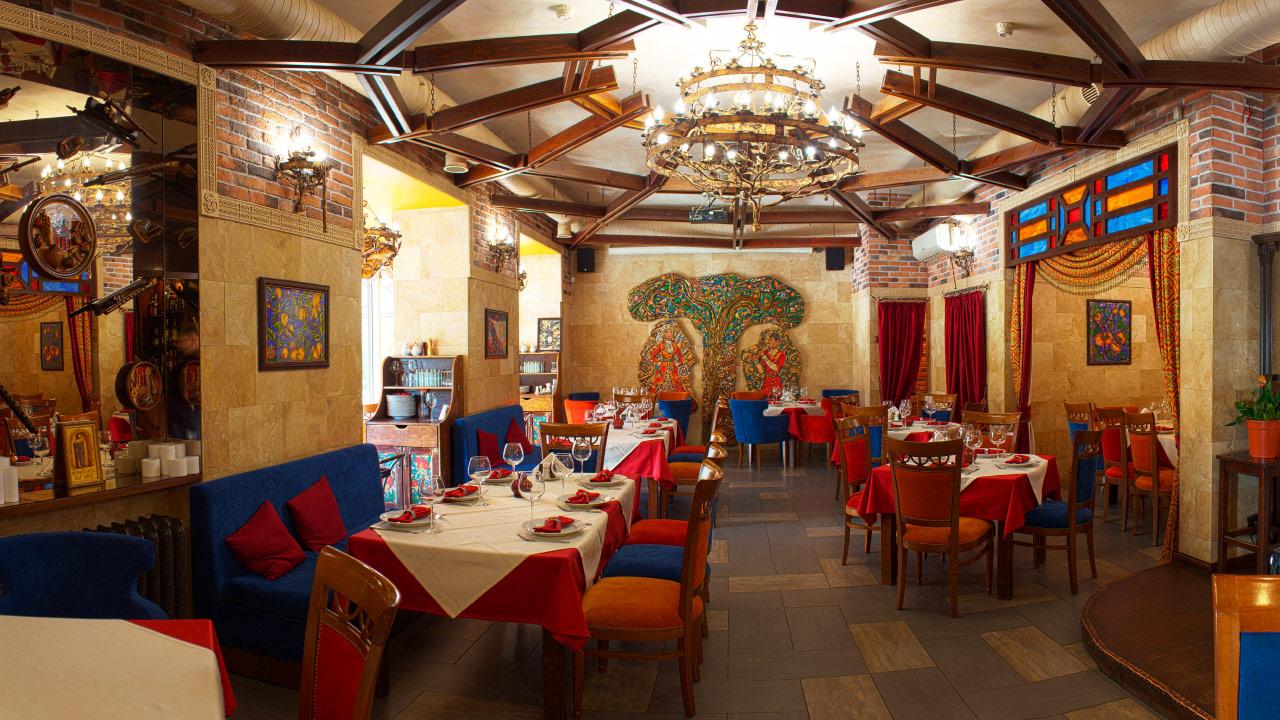 Ресторан Дудук - фотография 3