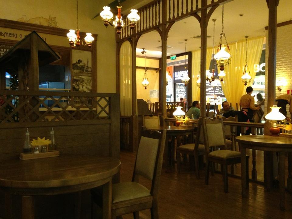 Ресторан Пельменная дюжина - фотография 1
