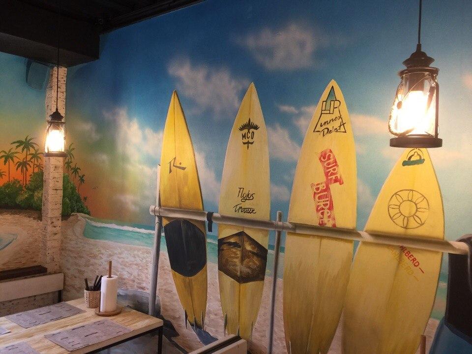 Ресторан Surf Burger - фотография 1