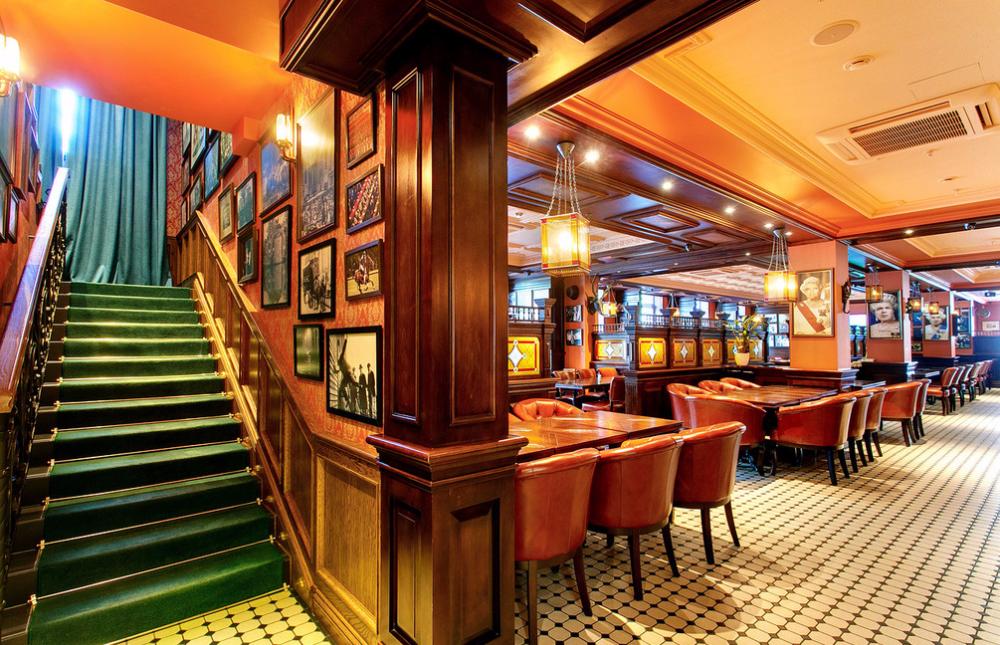 Ресторан Greene King - фотография 8