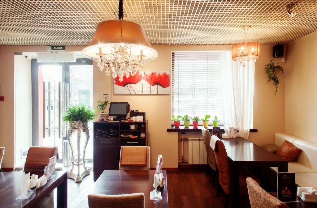 Ресторан Из маков - фотография 1