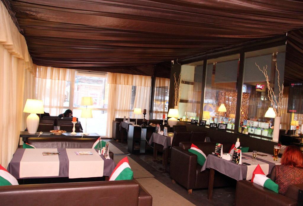Ресторан Пиццерия на Крепостном - фотография 3