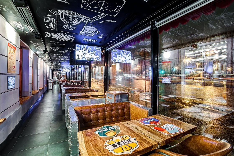 Ресторан Street Food Bar №1 - фотография 10