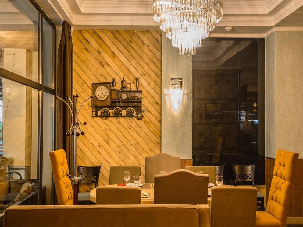 Ресторан Любимый город - фотография 3