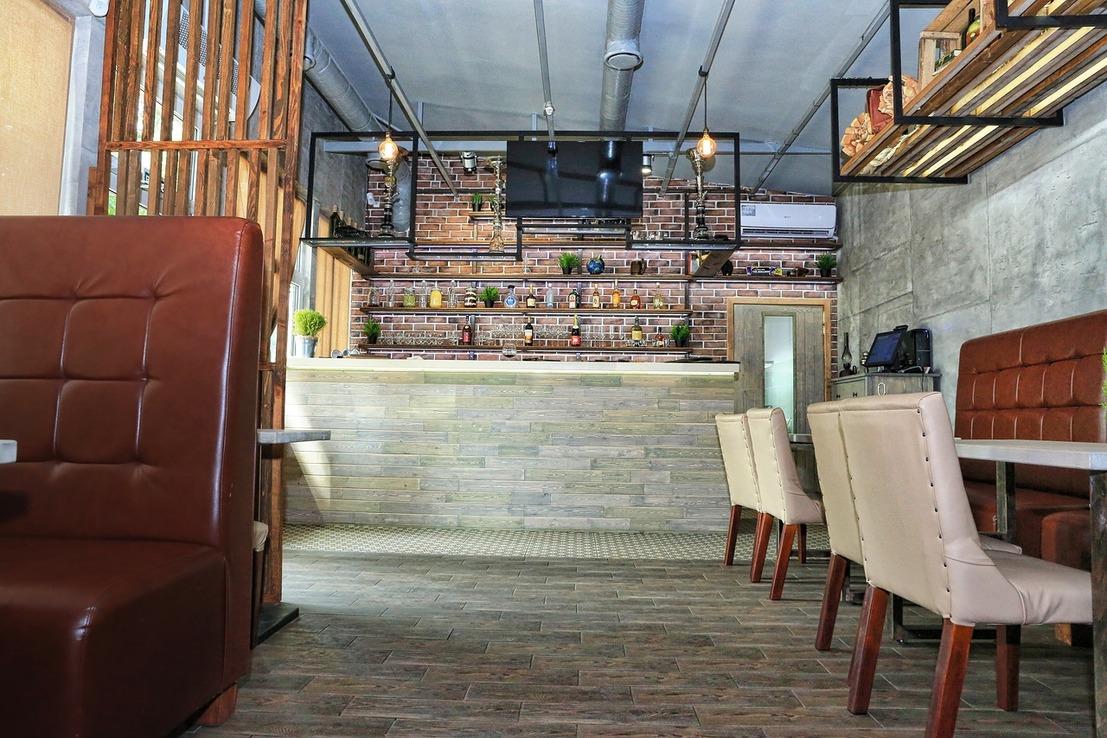 Ресторан Дым и мясо - фотография 1