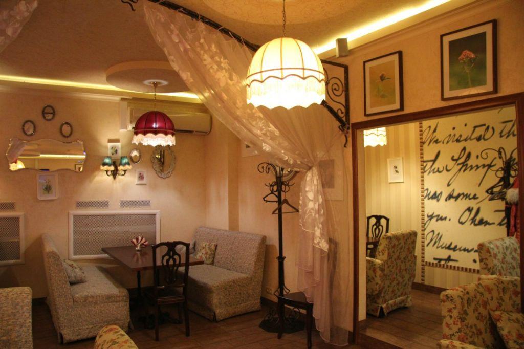 Ресторан Абажур - фотография 6