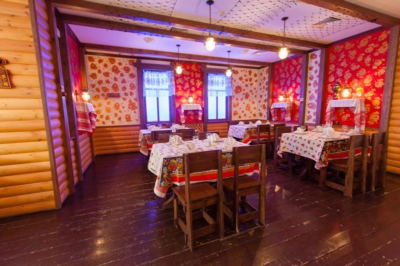 Ресторан Русское раздолье - фотография 1