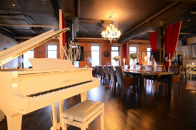 Ресторан Октябрь Event Hall - фотография 13